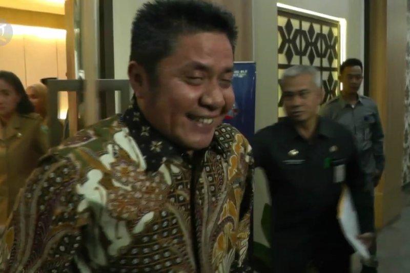 Gubernur Sumsel tunggu keterangan resmi KPK terkait OTT Bupati