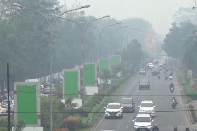 Kabut asap, aktivitas sekolah di Kalbar kembali diliburkan
