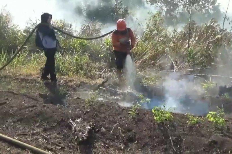 Polisi ingatkan sanksi pembakar lahan di Penajam Paser Utara