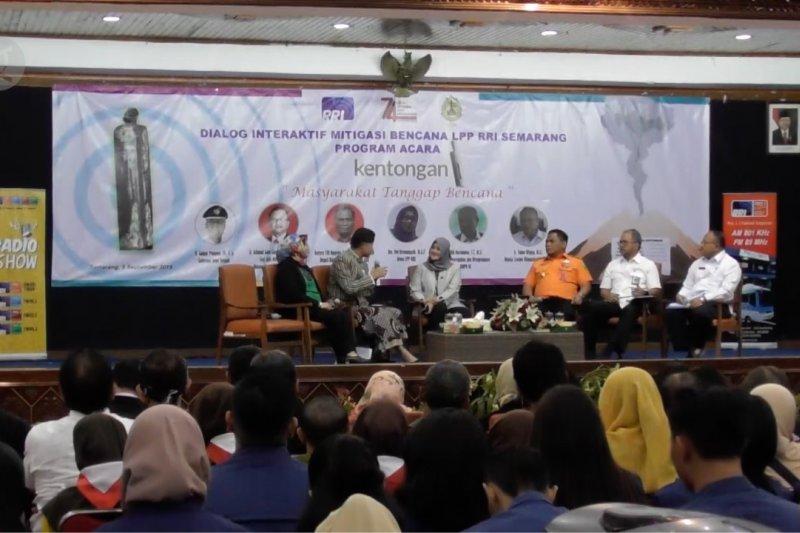Ganjar Pranowo: Guru harus berperan dalam mitigasi bencana