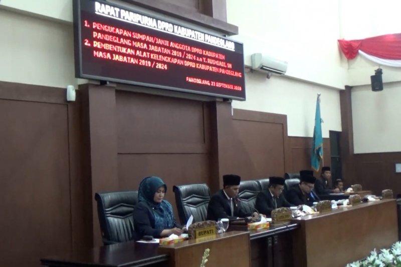 AKD ditetapkan, DPRD Kabupaten Pandeglang siap bekerja