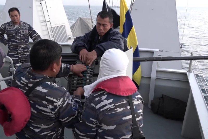 Menelisik kecanggihan kapal perang siluman KRI I Gusti Ngurah Rai