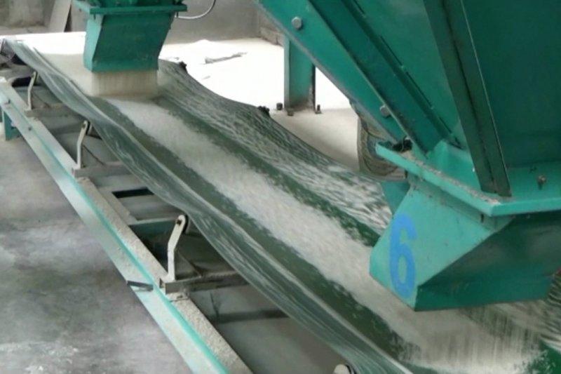 Beras BPNT dicampur hasil panen petani untuk tingkatkan kualitas