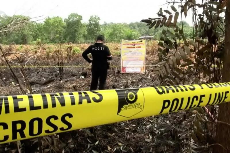 Polda Kalteng tangani 197 kasus karhutla