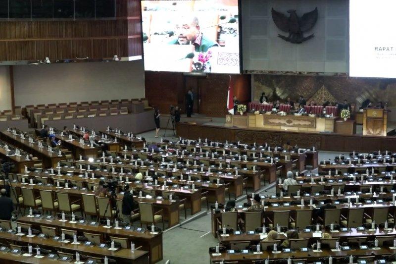 Komisi III DPR tidak berniat buruk dalam Revisi Undang-Undang KPK