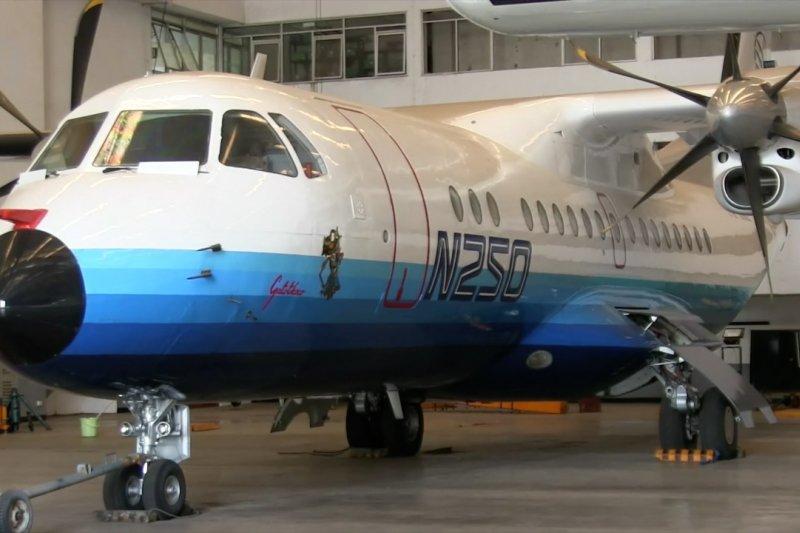 Pesawat karya Habibie akan dimuseumkan di Yogyakarta