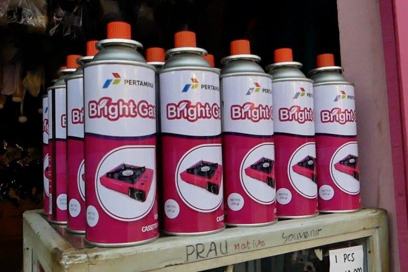 Pertamina kenalkan Bright Gas Can di Wonosobo