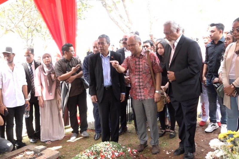 Presiden pertama Timor Leste ziarahi makam Habibie