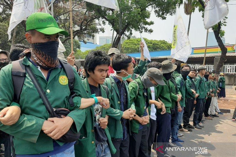 Pelantikan DPR, mahasiswa bersiap aksi solidaritas ke wakil rakyat