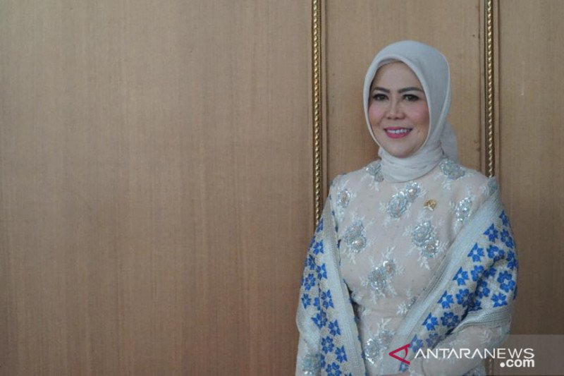 Anggota DPR RI Intan Fauzi siap ditempatkan di komisi mana pun