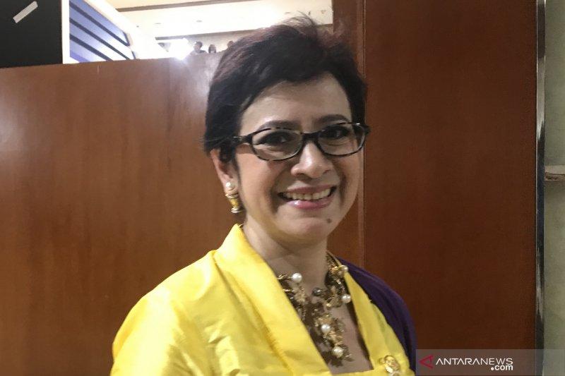 Nurul Arifin membidik Komisi I DPR