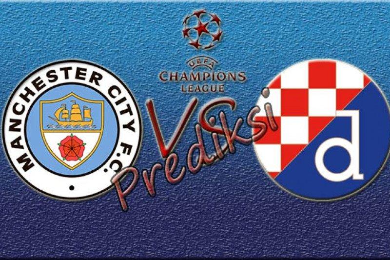 Prediksi City vs Dinamo Zagreb di Liga Champions