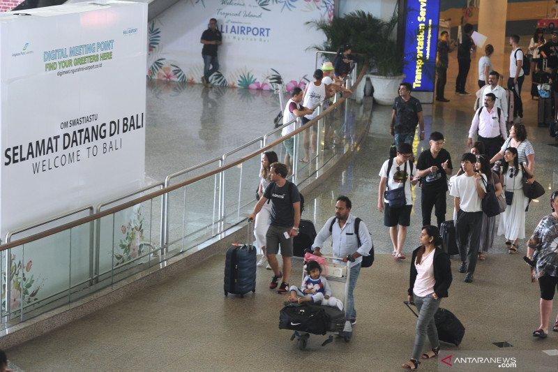 Kunjungan wisatawan Australia ke Bali meningkat