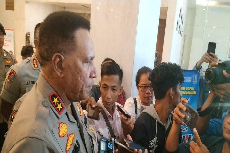 Kapolda Papua siap tambah personel pengamanan Kabupaten Puncak dari gangguan KKB