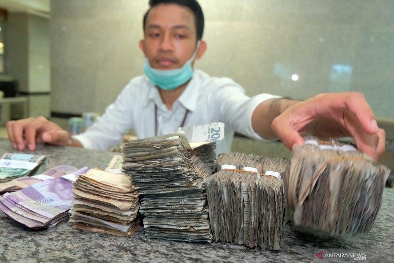 Sebanyak Rp2,7 triliun uang lusuh di NTT dimusnakan sepanjang 2019