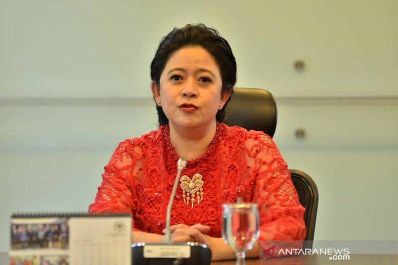 Puan Maharani resmi jadi Ketua DPR RI  2019-2024