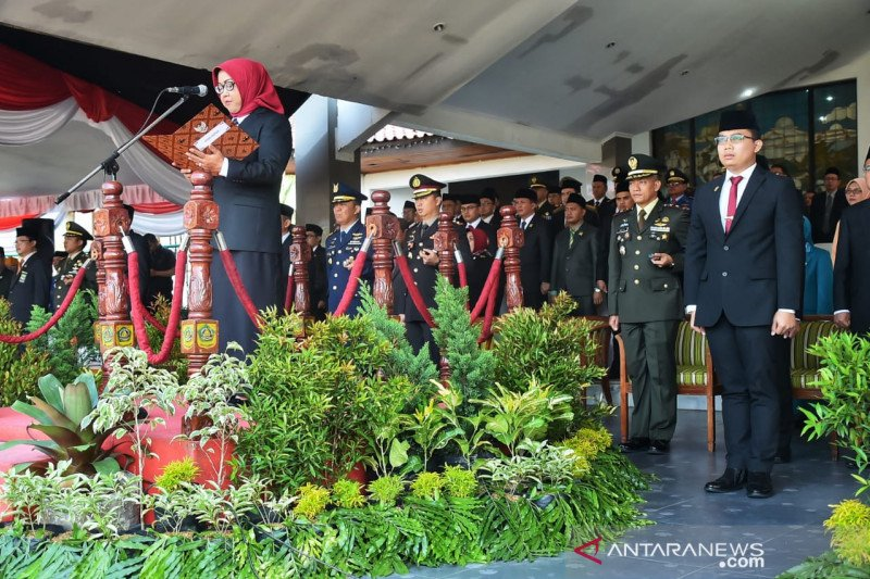 Ade Yasin ingatkan pelajar Bogor tetap jaga persatuan