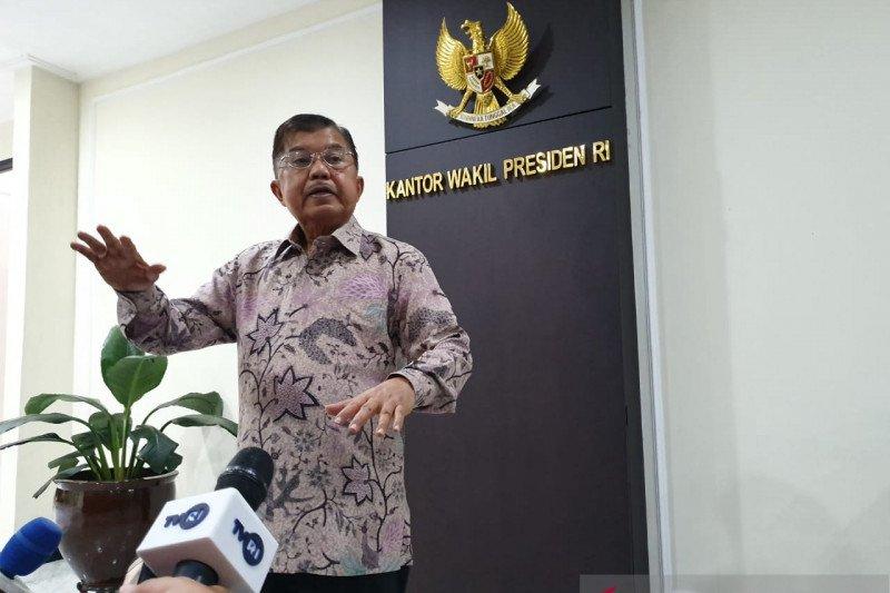 Wapres: Perppu KPK justru tunjukkan lemahnya wibawa Presiden