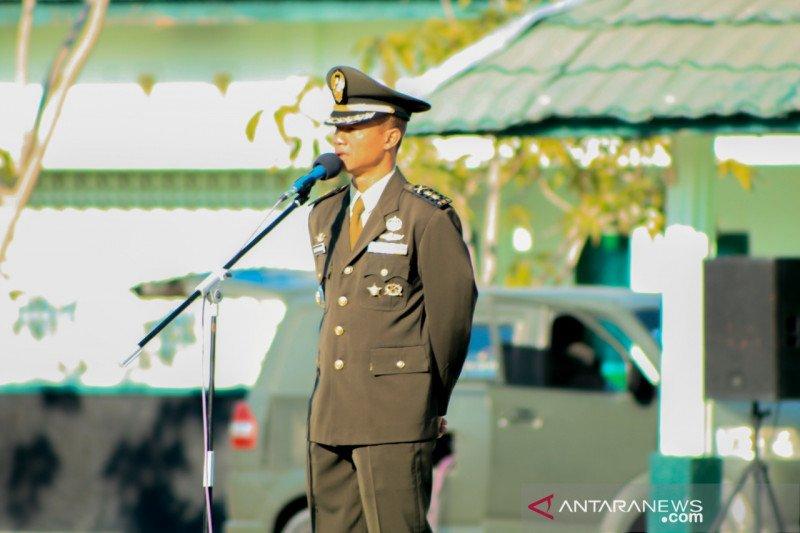 Prajurit Brigif 21/Komodo diharapkan dapat mengimplementasikan semangat Pancasila