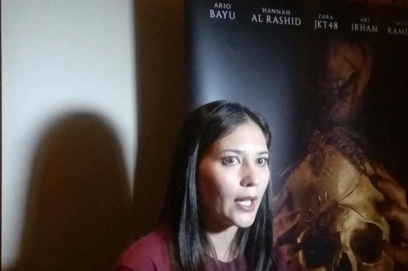 Hannah Al Rashid cerita pengalaman syuting di lokasi angker