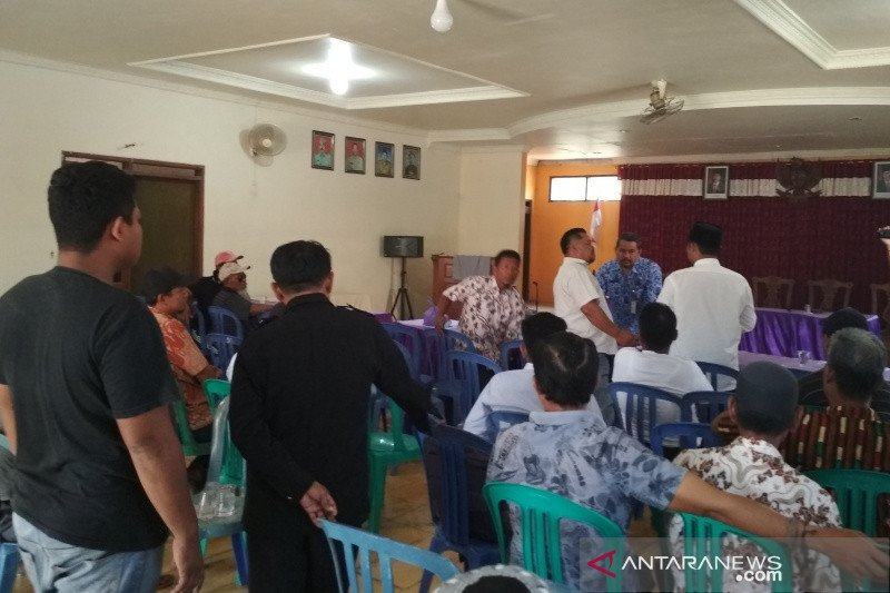 Kades Undaan Lor Kudus dituntut pertanggunjawabkan dana petani