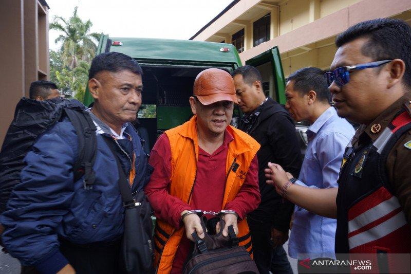 Mantan Kakanim Mataram ditahan di Rutan Polda NTB