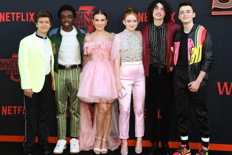 "Netflix kejutkan penggemar dengan 'teaser' dari ""Stranger Things 4"""