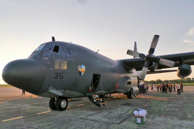 Jokowi dispatches humanitarian aid to Ambon and Wamena