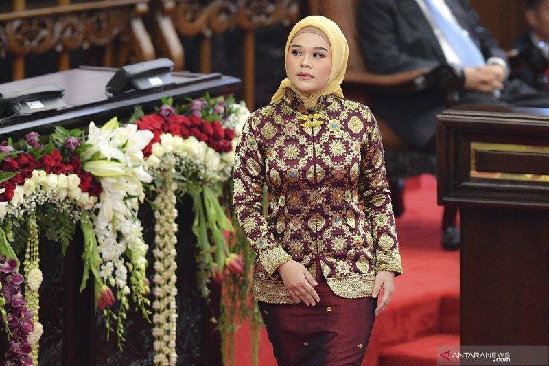 Senator termuda asal Sumsel bertugas mengurusi perkara otonomi daerah