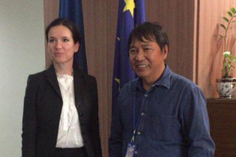 Bupati temui wakil Dubes Prancis bahas investasi pariwisata