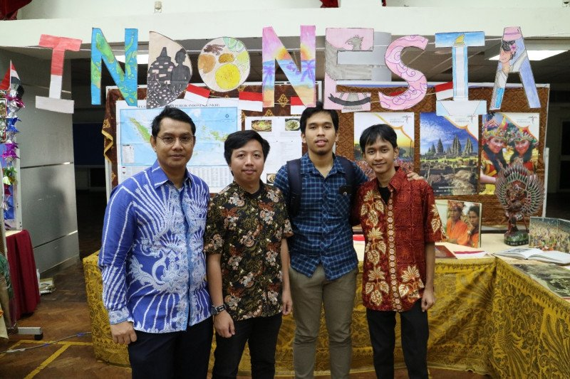 "UTMKL gelar ""International Cultural Day"""