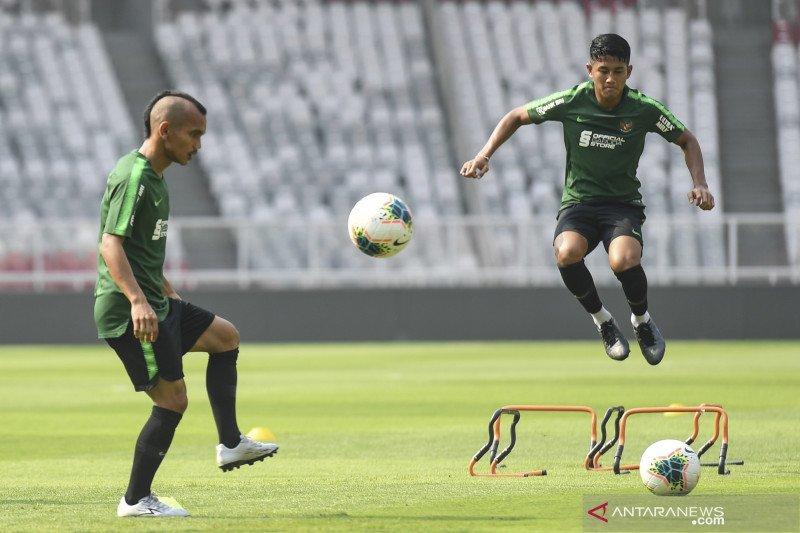 Riko Simanjuntak meminta pemain Persija jaga motivasi