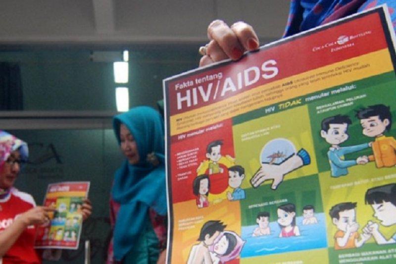 Cegah HIV, ibu hamil di Tanah Datar dianjurkan tes HIV