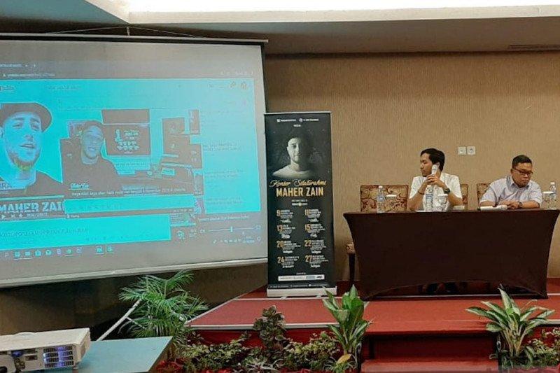 Maher Zain  akan manggung di Palembang demi galang dana bencana