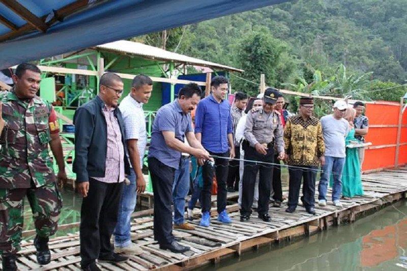 Objek wisata pemancingan El Cova diresmikan di Padang Panjang