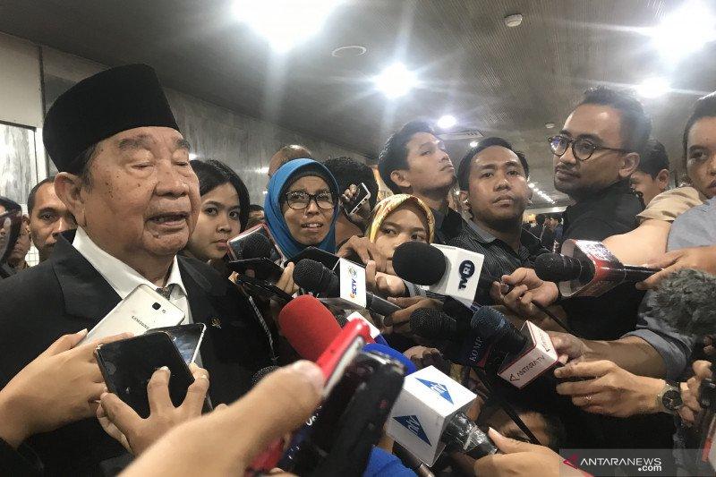 10 kandidat pimpinan MPR 2019-2024