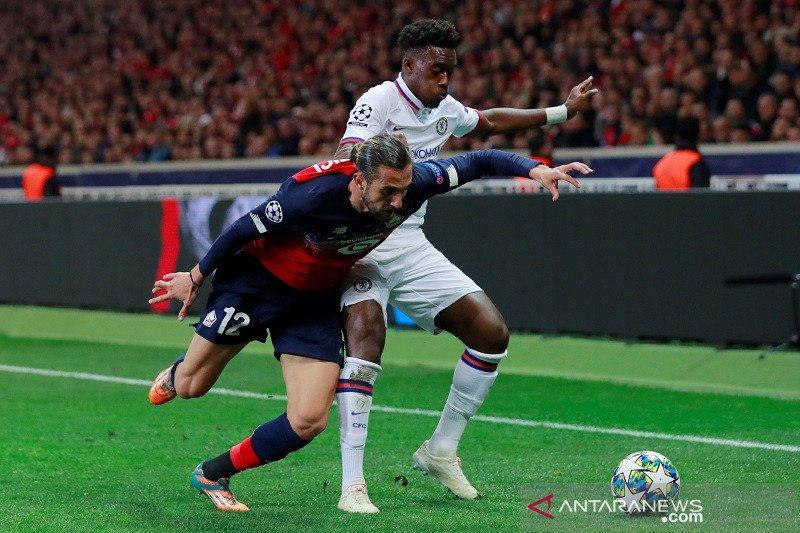 Chelsea taklukkan Lille 2-1