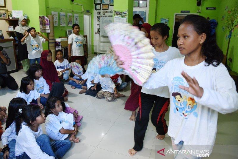 Sekolah anak percaya diri Pertamina