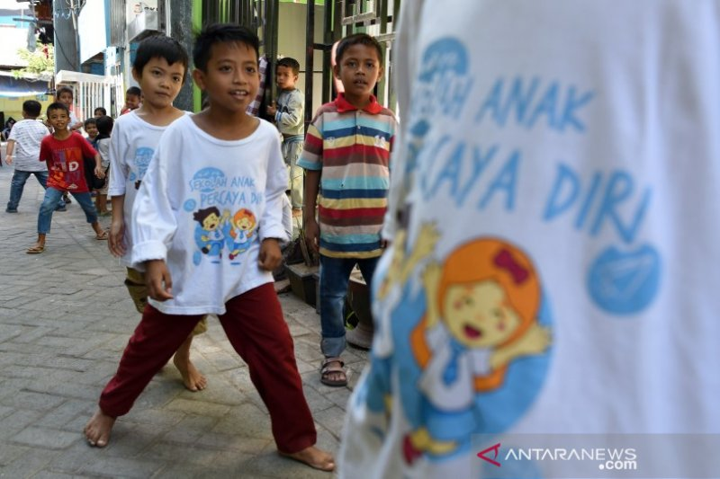 Sekolah anak percaya diri Pertamina Foto Page 1