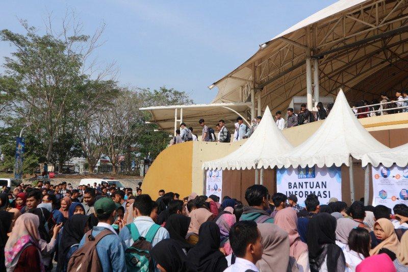 Job Fair HUT Banten 2019 sediakan 10 ribu lowongan kerja