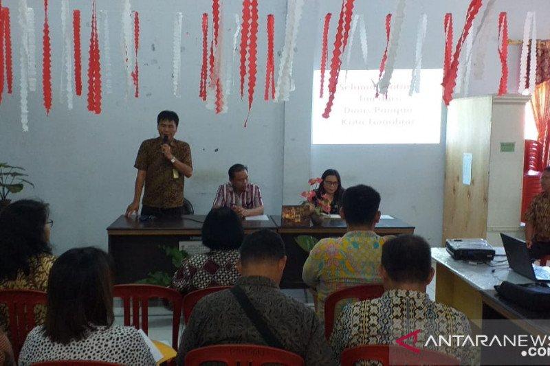 Pemkot Tomohon pelajari program ketahanan pangan di Mitra