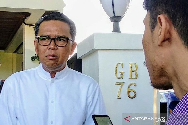 ZB Palaguna  berpesan Gubernur  Sulsel jaga amanah rakyat