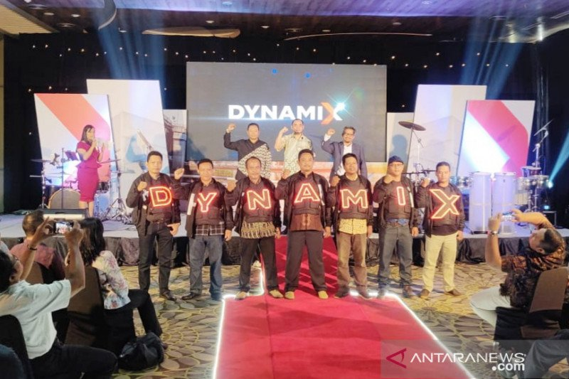Holcim berganti nama jadi Dynamix setelah diakuisisi Semen Indonesia