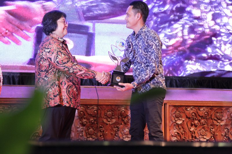 Desa binaan swasta raih penghargaan program Kampung Iklim