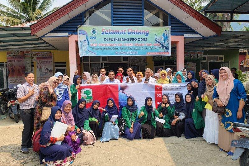 Obstetri ginekologi dan Kebidanan Unand gelar pengabdian masyarakat di Lumpo