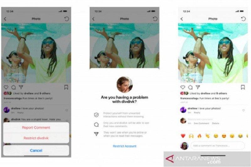 Cegah perundungan dengan fitur 'Restrict'  Instagram, ini cara mengaktifkannya