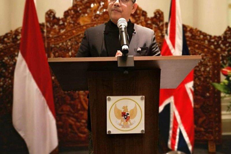 RI, Inggris capai SDGs dan saling mendukung di PBB