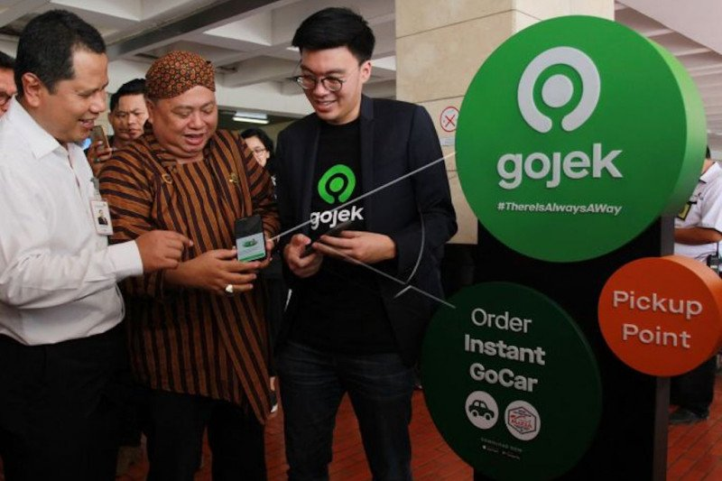 Inovasi GoCar Instant di bandara dapat dongrak pertumbuhan ekonomi