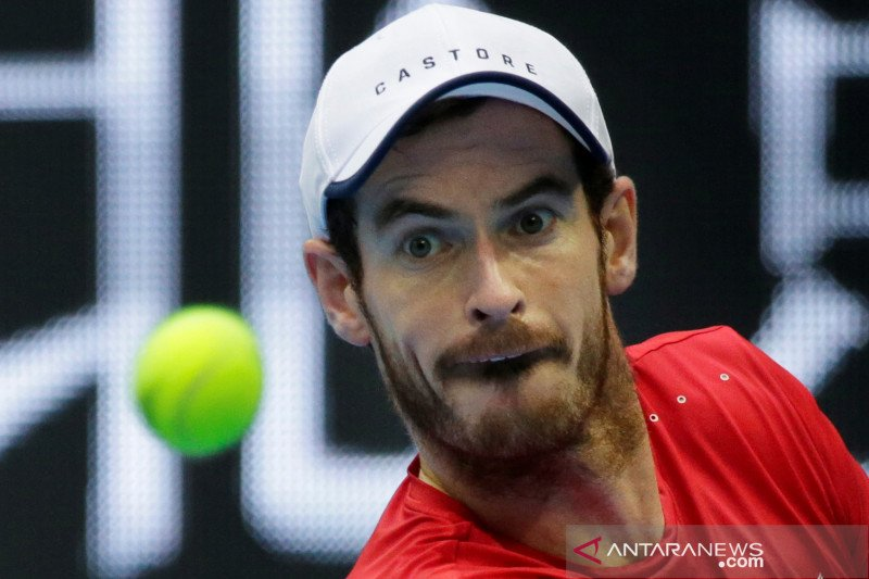 Murray kembali di Grand Slam  Australia Open