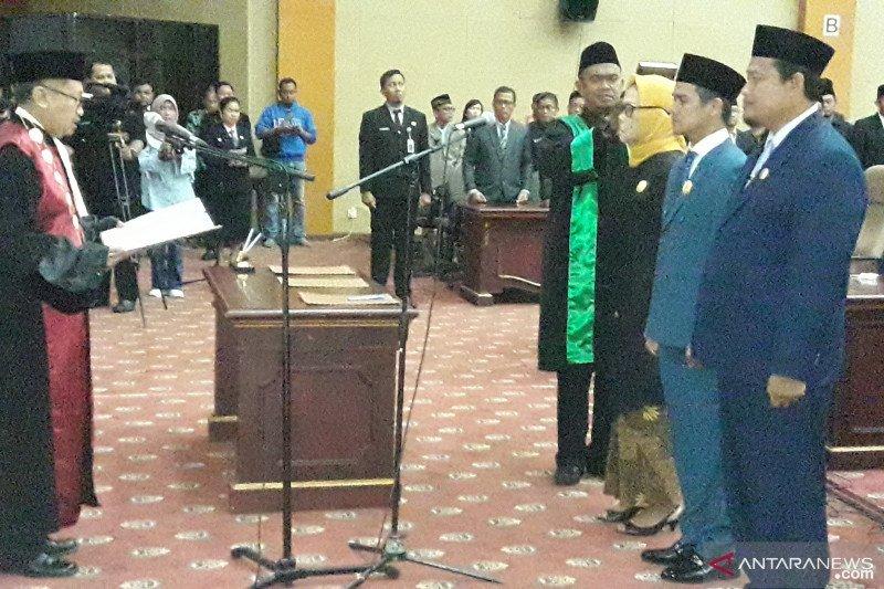 Ibu ketua DPRD, anak jabat bupati di Kabupaten Nunukan